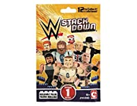 WWE Stackdown Series 1 Assorted Buildable Figure 6 Pack WWEz