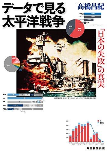 データで見る太平洋戦争 「日本の失敗」の真実 (毎日新聞出版)