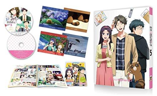 月刊少女野崎くん 第5巻  DVD
