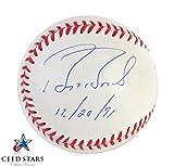 バリー ・ ボンズ 直筆 サイン 入り MLB 公式 ボール ジャイアンツ SGC社シリアルナンバー証明書付き シードスターズ証明書付き