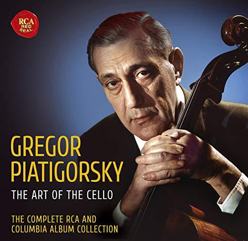 Gregor Piatigorsky - The Art O...