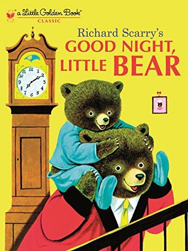 Good Night, Little Bear (Little Golden Book)の詳細を見る