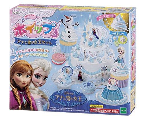 ホイップる アナと雪の女王セット...