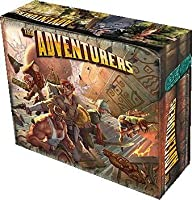 Alderac Entertainment Group - The Adventurers and the Temple of Chac [並行輸入品]