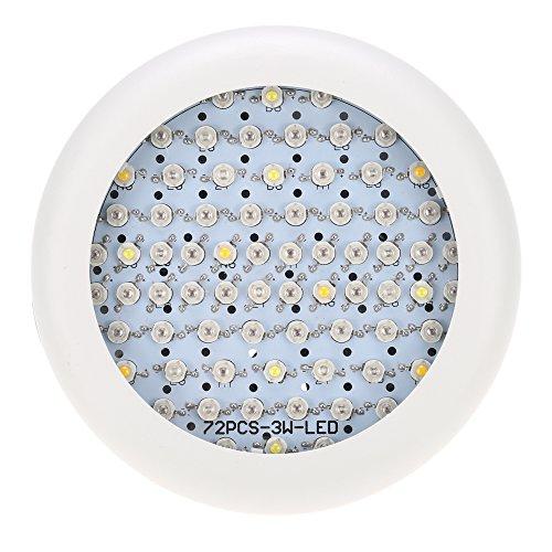 Lixada 植物育成LEDランプ 216W AC85-265V