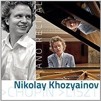 ニコライ・ホジャイノフ ピアノ・リサイタル