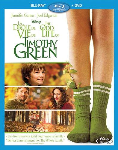 The Odd Life Of Timothy Green [Blu-ray]