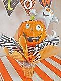 ハッピーハロウィン★お菓子の入った可愛いギフト「バルーンポット パンプキン&ゴースト」ハロウィン気分なお菓子がたっぷり詰まっています♪お届け日時指定も可能です。