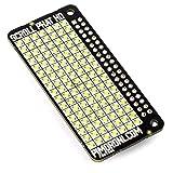 ラズパイ用 Scroll pHAT HD - Green - Raspberry Piに最適なLEDディスプレイ