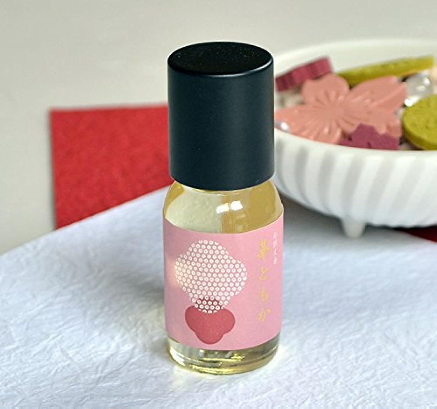 傘森カカドゥお供え香 華ともか 補充用香料 さくらの香り