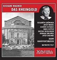 Wagner: Das Rheingold by Josef Traxel