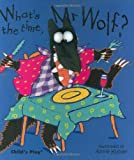 What's the Time, Mr. Wolf? (Finger Puppet Books) 画像