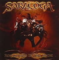 SARATOGA - REVELACIONES EN LA NOCHE-CD+DVD (2 CD)