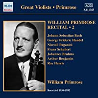 Various: William Primrose Reci