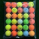 ロストボール Lost Ball ボール トブンダ 飛距離重視 混合 ボール 30個セット 30個入り カラー