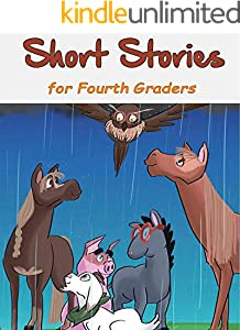 Short Stories for Fourth Graders : Collection of Animals Stories (English Edition)