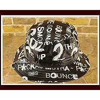 ロックスミス ROCKSMITH DJ MASTERKEY ハット メンズ 44RS0806 BLCK