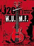 J 20th Anniversary Live FILM [W.U.M.F.] -Tour Final at EX THEATER ROPPONGI 2017.6.25-(初回生産限定) [Blu-ray] 画像