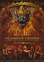 Hell Yeah - The Awesome Foursome [DVD]