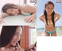 sabra 紗綾/SAAYA トレーディングカード ボックス特典カード全3種セット