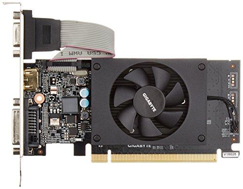 GIGABYTE ビデオカード NVIDIA GeForce GT 710搭載  GV-N710D3-1GL-R2.0