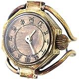 リングウォッチ(指輪時計) #RBW-01 漢数字文字盤の和時計仕様 手作り時計のJHA