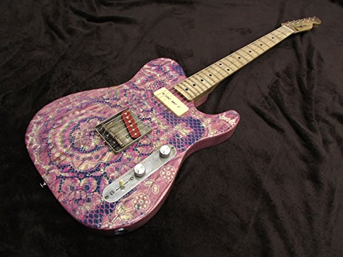Baboushka Guitars Hippiecaster Pink Lilac - Light Relic (バボウシュカ・ギターズ )