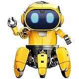 エレキット(elekit) ロボット工作キット フォロ 6足歩行ロボ