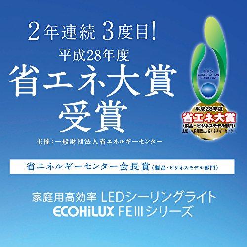 アイリスオーヤマ LED シーリングライト 調光 調色 タイプ 12畳 省エネ大賞受賞 CL12DL-FEIII