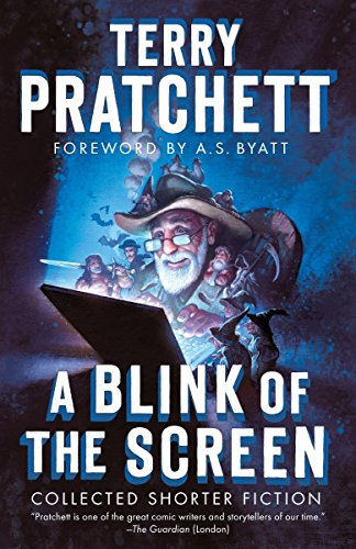 Download A Blink of the Screen: Collected Shorter Fiction 0804169217