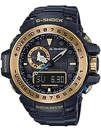 [カシオ]CASIO 腕時計 G-SHOCK ガルフマスター 世界6局対応電波ソーラー GWN-1000GB-1AJF メンズ