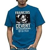 【2013年新デザイン!】レトロフォーミュラーワン フランソワ・セヴェール メンズ・Tシャツ