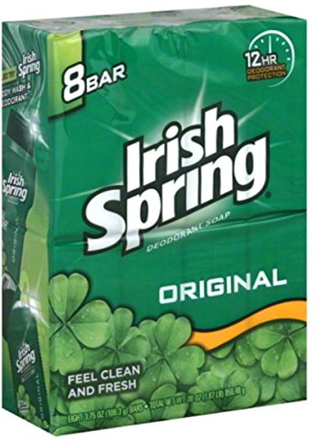 未亡人飢え文法Irish Spring デオドラントソープオリジナル - 8のCt