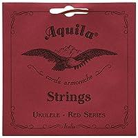 Aquila Red Series AQ-86 Concert Ukulele Strings - Low G - 1 Set of 4 [並行輸入品]