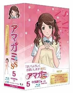 アマガミSS 5 中多紗江 上巻 (Blu-ray 初回限定生産)