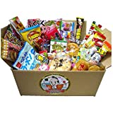 "TONOSAMA Japanese Candy Assortment 30Pcs , Full Of Dagashi. "" Candy\"""
