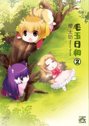 毛玉日和(2) (IDコミックス 4コマKINGSぱれっとコミックス)の詳細を見る