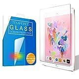 MS factory iPad 9.7 2018 2017 Air2 ガラス フィルム ブルーライト カット 90% 新型 アイパッド 強化ガラス iPad5 iPad6 ブルーライトカット ガラスフィルム 第六世代 第五世代 保護フィルム 90日 保証 FD-IPDA2-BLUE-AB