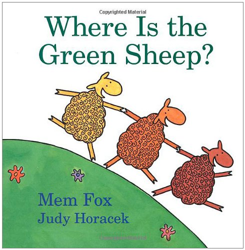 Where Is the Green Sheep? (Horn Book Fanfare List (Awards))の詳細を見る