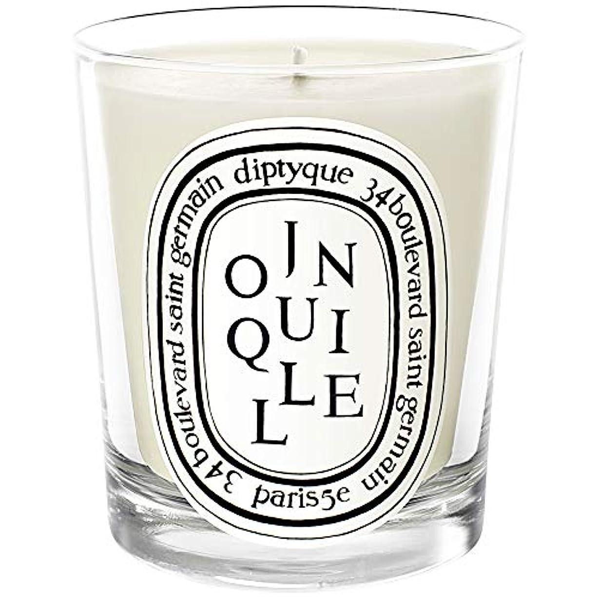 レベル付録霜[Diptyque] Diptyque Jonquilleキャンドル190グラム - Diptyque Jonquille Candle 190g [並行輸入品]