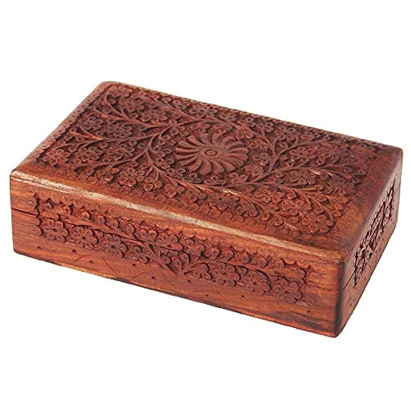 ウルル使い込む収まるインドの職人 AOI-Jewelrybox-4