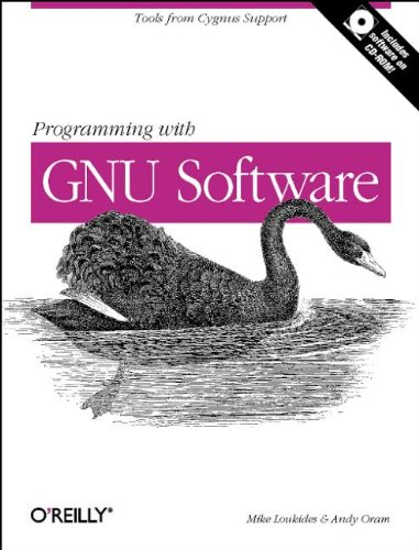 Download Programming with GNU Software: Tools from Cygnus Support (Nutshell Handbooks) 1565921127