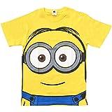 ミニオン Tシャツ デイブ Mサイズ MNAP239