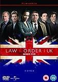 Law & Order UK: Series 5 [DVD] [Import] - Law & Order: UK