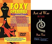 """Foxy Chess Openings: Accelerated Dragon - A Sharp and Solid System against the Maroczy Bind & ChessCentral's """"Art of"""
