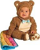 モリスコスチュームLittle Boys Oatmeal Bear with Rainbow Blankeeコスチューム、6–12M