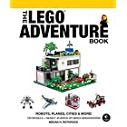 The Lego Adventure Book: Robots, Planes, Cities & More!