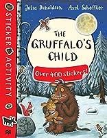 The Gruffalo's 子供用 特大サイズ 400 ステッカー アクティビティブック グラファロ ファミリーブック