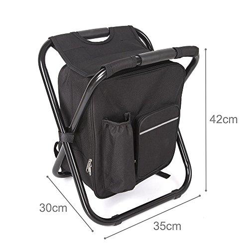 バッグパック チェア リュック アウトドア 椅子 折りたたみ イス アウトドアチェア キャンプチェア 軽量