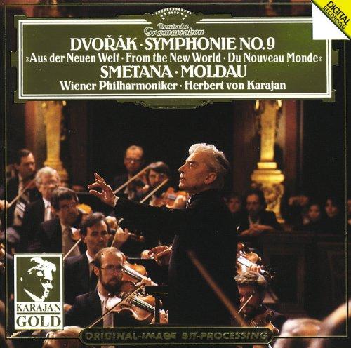 ドヴォルザーク:交響曲 第9番《新世界より》/スメタナ: 交響詩《モルダウ》